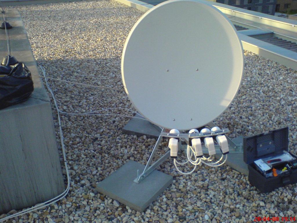 Спутниковая парабола 0,85м Спутниковая антенна 0,85м