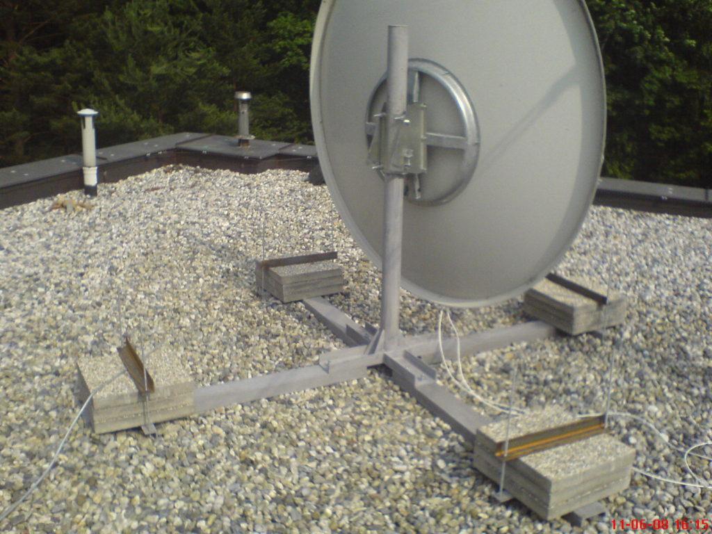 Спутниковая парабола 1,8м Спутниковая антенна1,8м